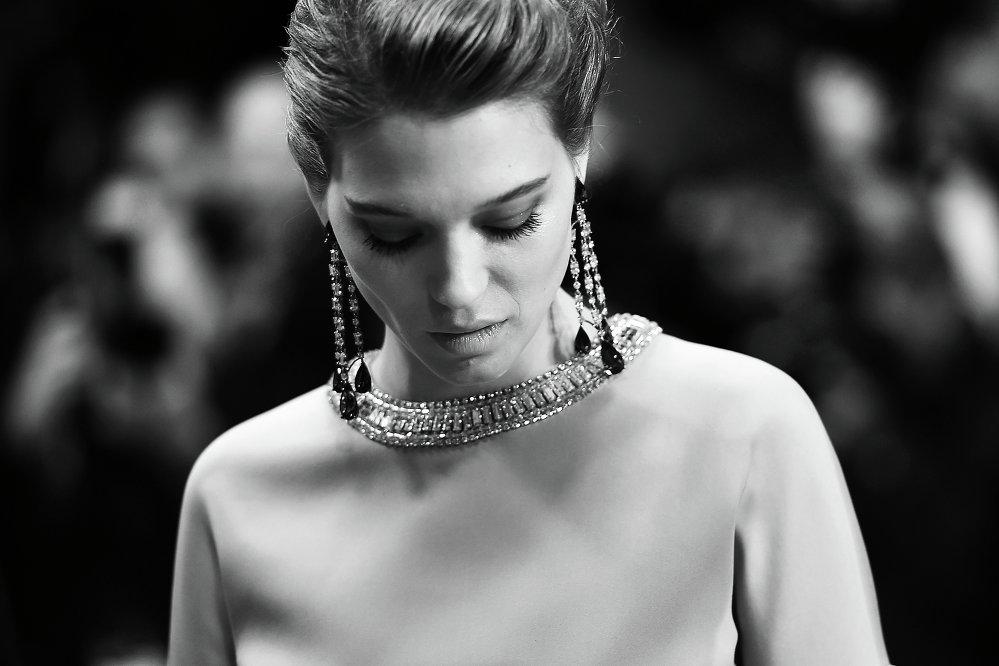 L'actrice Lea Seydoux (France)