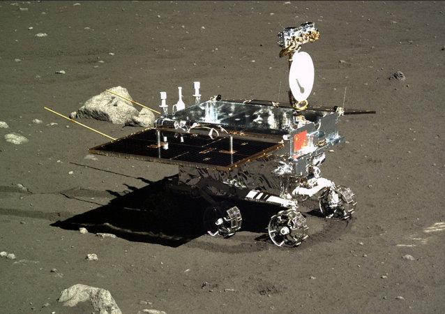 Rover lunaire chinois Yutu
