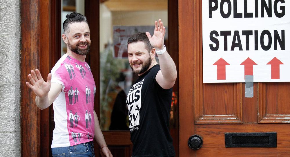 Référendum du 22 mai 2015 en Irlande