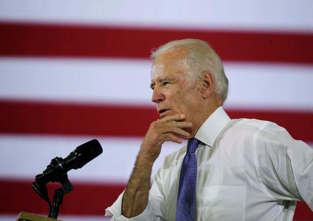 Joe Biden, vice-président américain