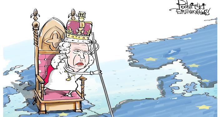 Le Royaume-Uni prend le large?