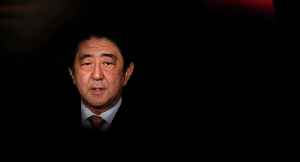 Premier ministre japonais Shinzo Abe