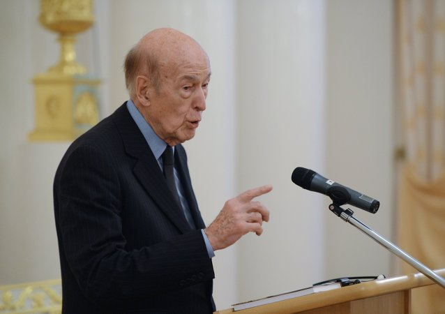 Giscard d'Estaing