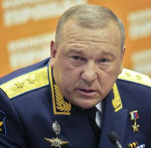Le général Vladimir Chamanov
