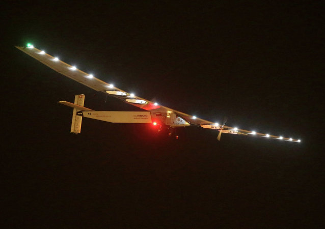 Solar Impulse 2 à Nankin