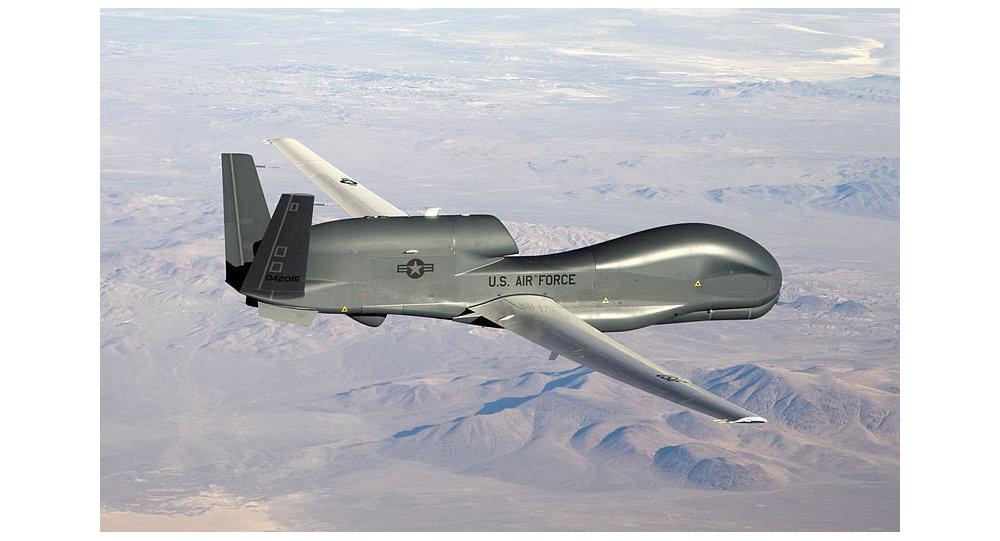 Drone américain RQ-4 Global Hawk