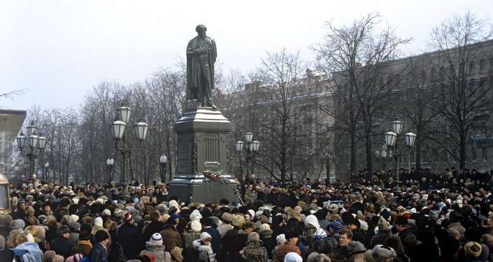 Alexandre Pouchkine: le grand poète russe aimé dans le monde entier