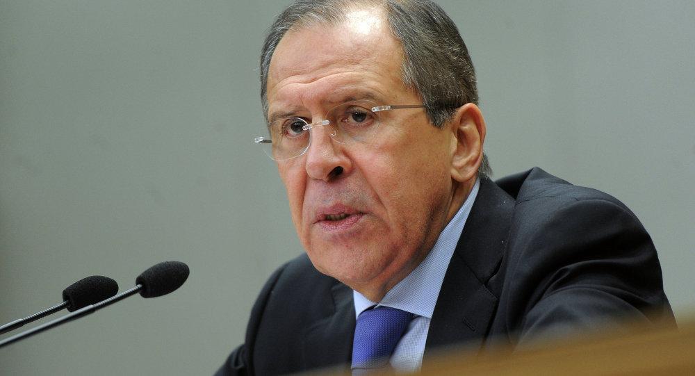 П/к Министра иностранных дел Российской Федерации С.В.Лаврова