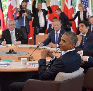 G-7 à  Elmau