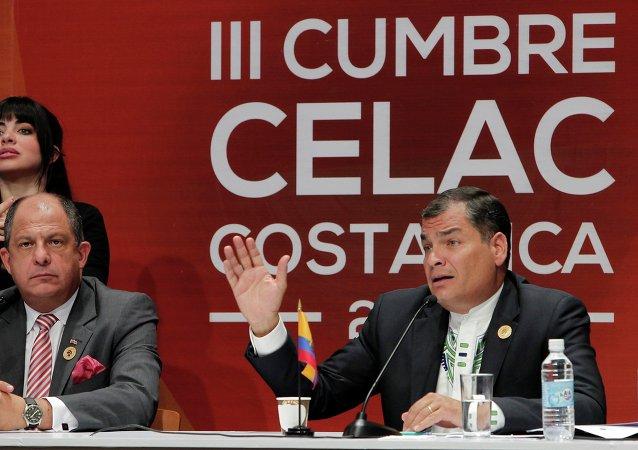 Sommet de la CELAC au Costa Rica
