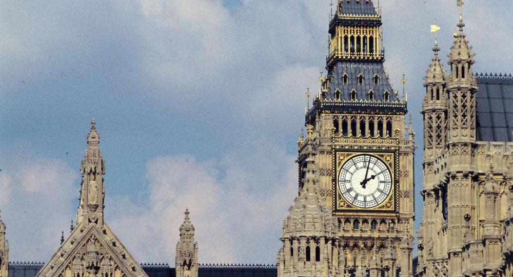 Le palais de Westmiister, Londres