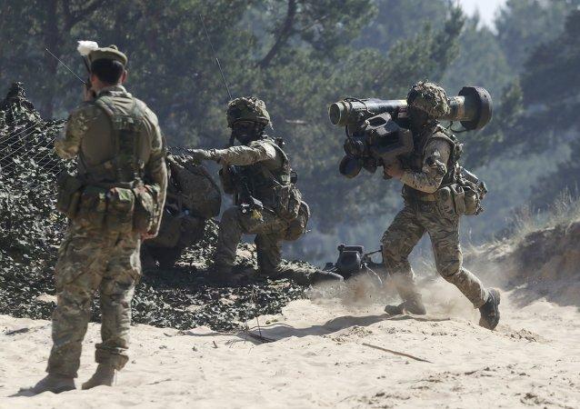 Otan: l'exercice militaire Saber Strike-2015