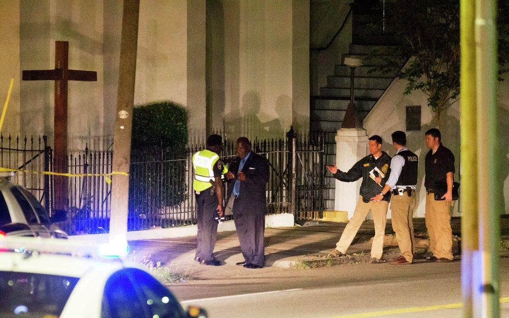 Etats-Unis: fusillade dans une église, 9 personnes tuées