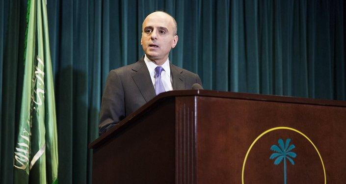 Abdel al-Joubeir, ministre saoudien des Affaires étrangères