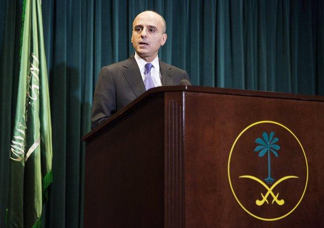 Adel al-Joubeir, ministre saoudien des Affaires étrangères