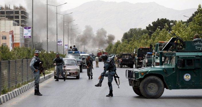 Attentat à Kaboul, image d'illustration