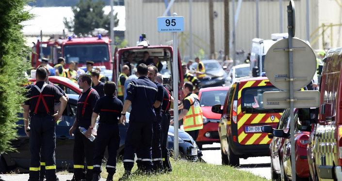 Attentat en Isère