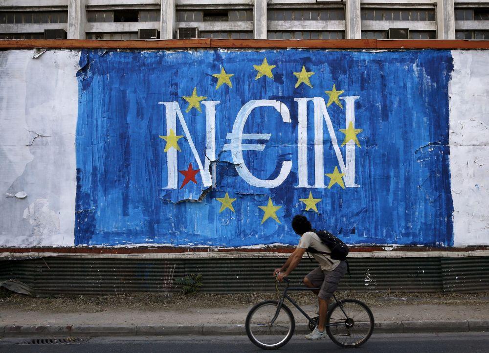 La Grèce dans l'attente de son référendum
