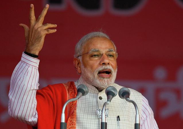 Premier-ministre indien Narenda Modi