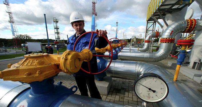 L'Ukraine suspend ses importations de gaz russe