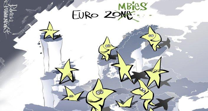 Zone euro: gueule de bois après le référendum grec