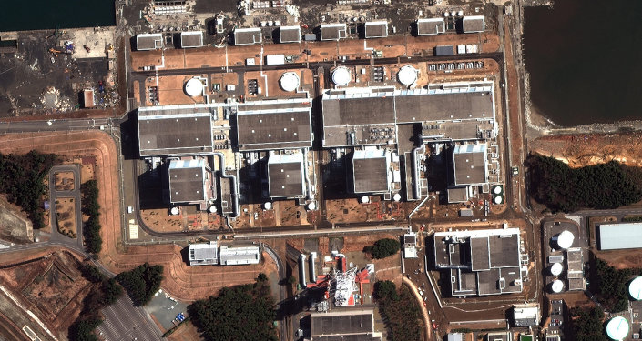 La centrale nucléaire de Fukushima-1