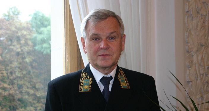 L'ambassadeur russe à Varsovie Alexandre Alexeïev