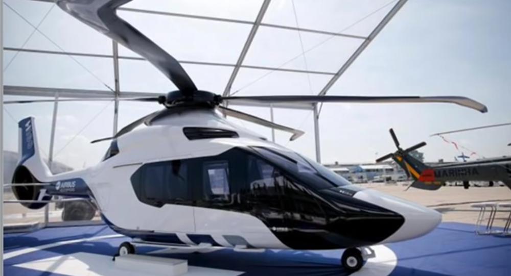 Hélicoptère X6