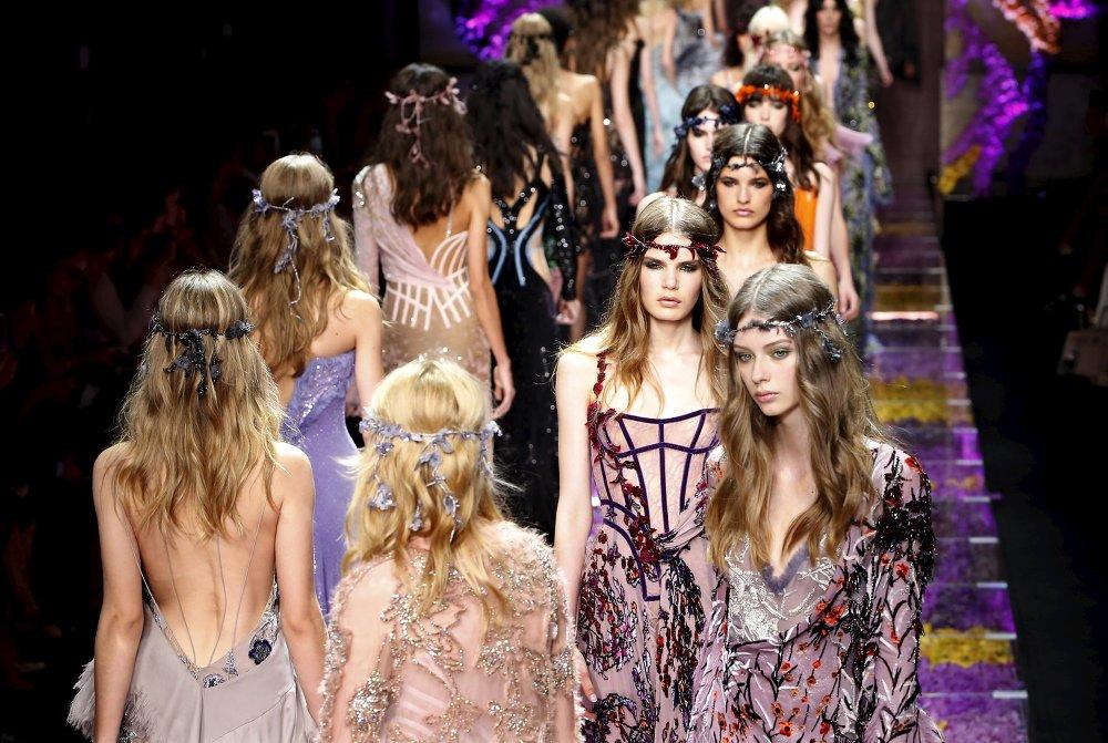 La Semaine de la mode à Paris