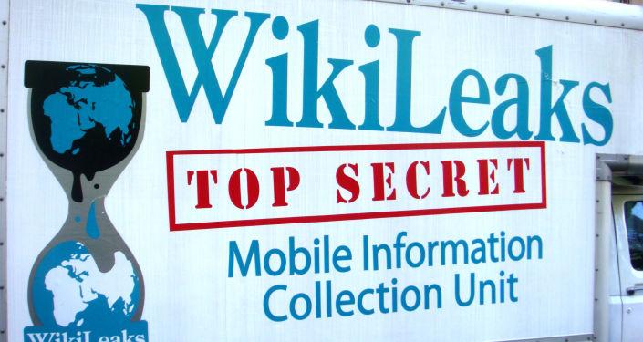 Logo de Wikileaks