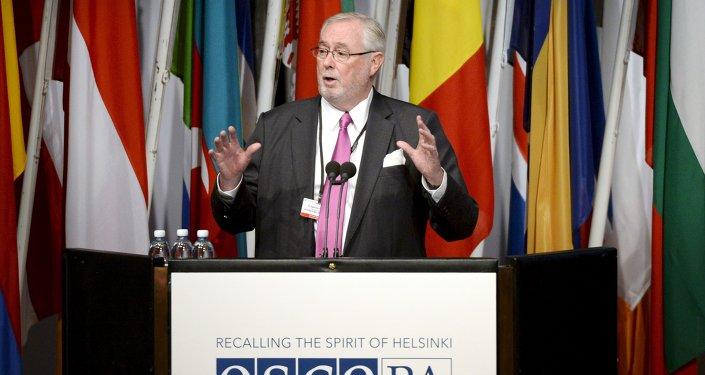 Assemblée parlementaire de l'OSCE à Helsinki