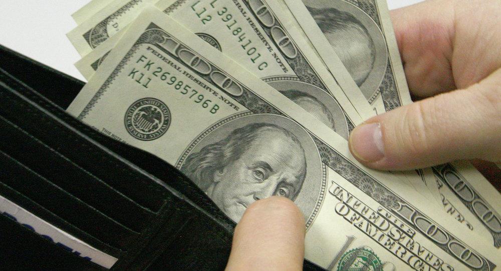 Les dollars