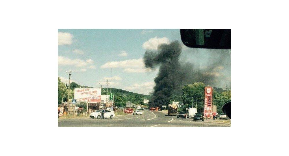 Два бойца Правого сектора убиты в Мукачево, четверо ранены