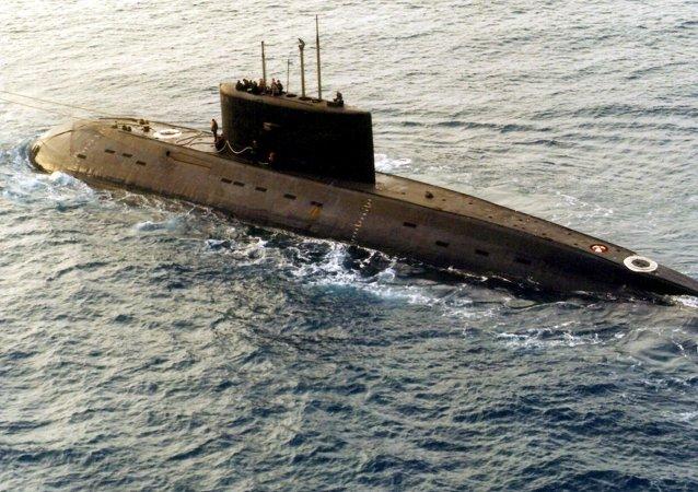 Un sous-marin russe de classe Kilo
