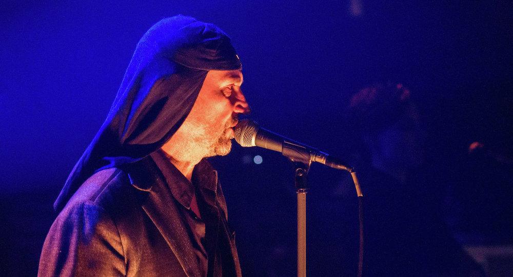 Concert du groupe Laibach (archives)