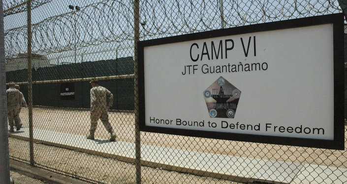 Le centre de détention Guantanamo