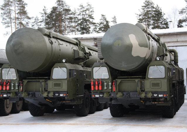 Missiles RS-24 Iars