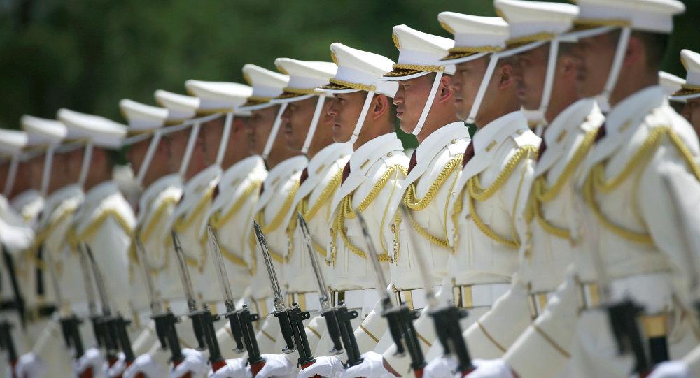 Membres des forces d'autodéfense japonaises