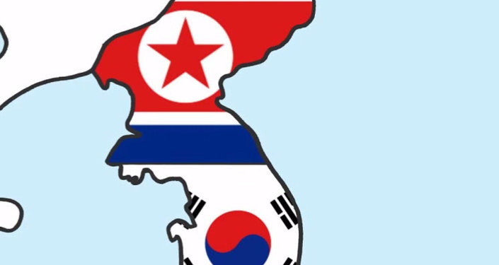 la Corée du Nord et la la Corée du Sud