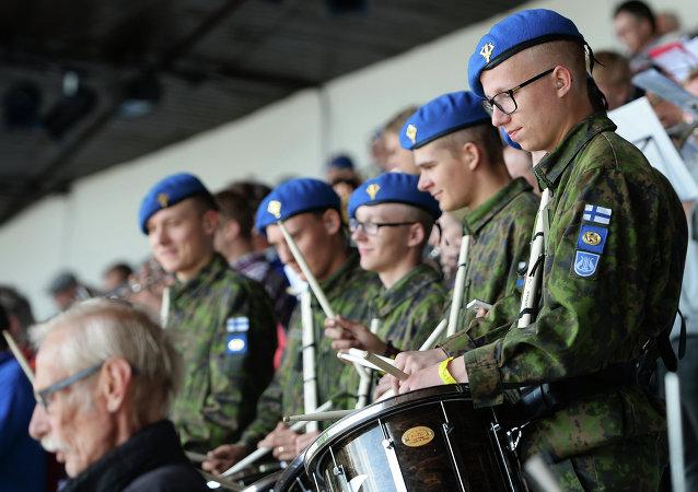 Militaires finlandais