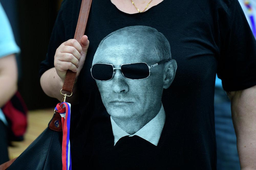 Attends une femme russe cravate