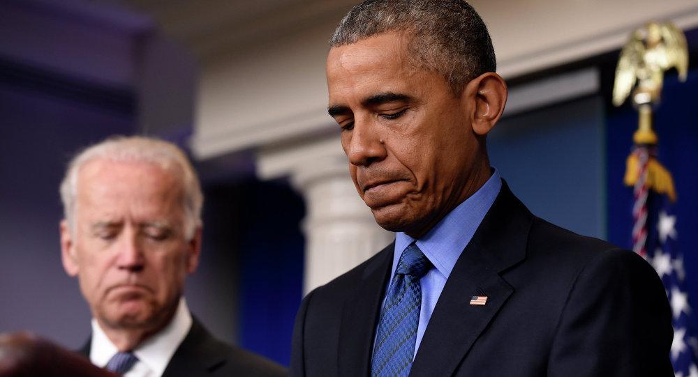 Barack Obama, président des Etats-Unis