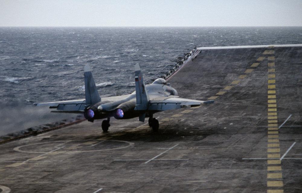 Les avions Sukhoi