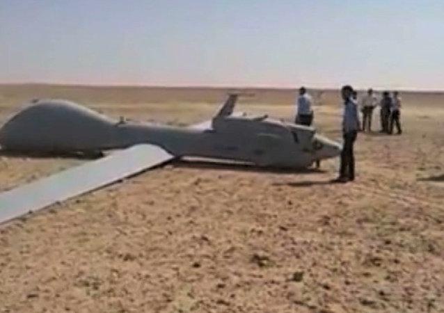 Irak: un drone US s'écrase à Samawa