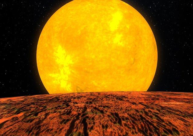 La planète Kepler-10b vue par un peintre