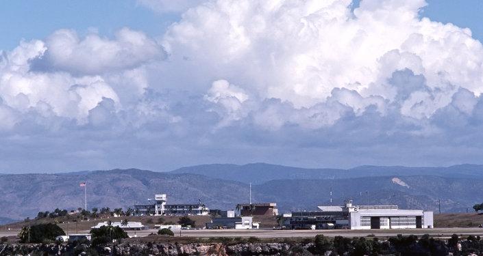 Base navale américaine de Guantanamo