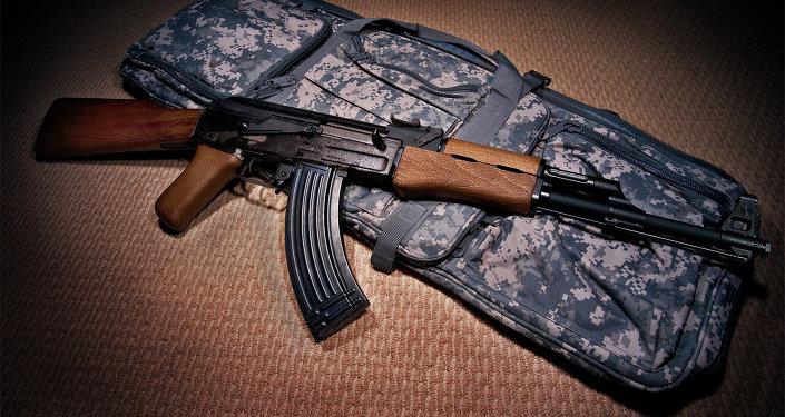 Fusil d'assault Kalachnikov