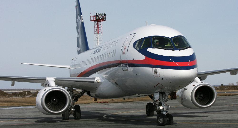 Suhoi SuperJet 100