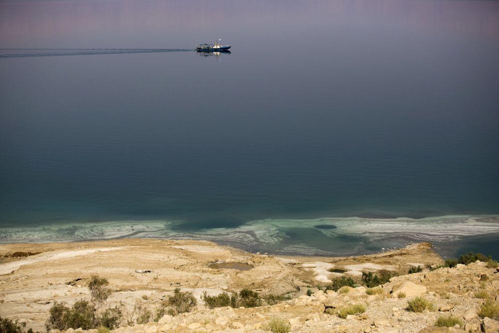 La mer Morte menacée de disparaitre