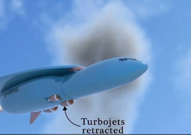 Supersonic Roller Coaster-cum-Aircraft patented by an Airbus Group Company